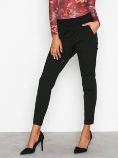 Vero Moda Vmeva Mr Loose String Pants Noos Svart