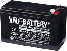 VMF AGM Batteri Standby og Cyklisk 12 V 7 Ah SLA7-12