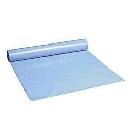 Affaldssække plastik blå 760x1030mm Luxus