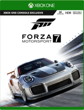 Forza Motorsport 7 Ultimate Edition til Xbox One