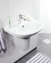 Gustavsberg Tvättställskåpa Logic 5295 Vit