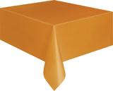 Bordsduk i plast - Orange