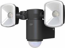 GP SafeGuard ledningsfri projektørlampe med sensor RF2.1 810SAFEGUARDRF2.1