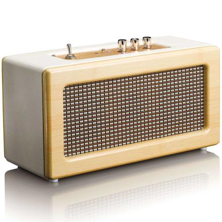 Lenco Bluetooth høyttaler BT-300 eik