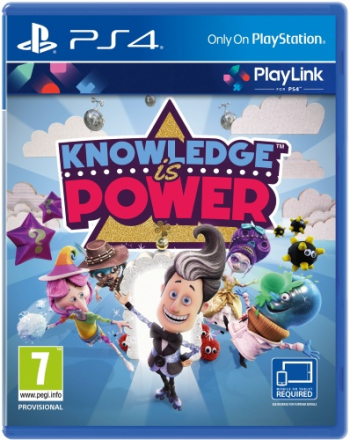 Knowledge is Power - PlayLink