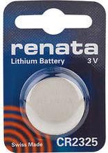 Knappcell batteri CR2325