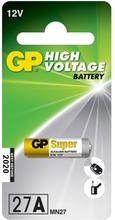 GP LR27A / E27 / MN27 Alkaliskt Batteri