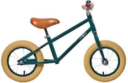 """Rebel Kidz Air Classic Lapset potkupyörä 12,5"""" , vihreä 12,5"""" 2019 Lasten kulkuneuvot"""