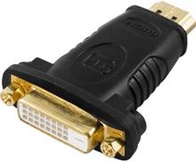HDMI adapter, HDMI till DVI