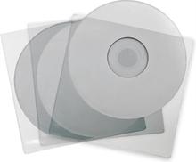 Plastiklomme for CD-Skiver