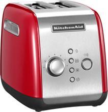 KitchenAid Brödrost 2-skivor Röd