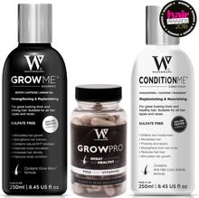 Hair Growth Vital Set (Typ av köp: Skickas: Varje månad (prenumeration))