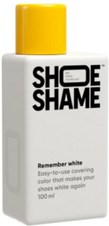 SHOE SHAME Remember white Skopleie White