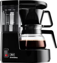 Melitta Aromaboy Kaffemaskin Svart