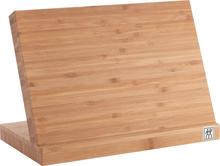 Zwilling Magnetiskt Knivblock Bambu 15 x 30 cm
