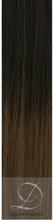 Ombre #2/8, 60cm, Nail hair (Original 50g)