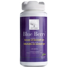 Blue Berry Plus Ögonvitamin 240 tablettia