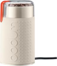 Bodum Bistro Vit Elektrisk Kaffekvarn glansig