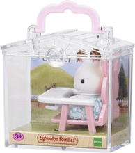 Baby Carry Case (Rabbit on Baby Chair)