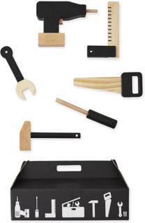 Design Letters Tool School Verktøykasse 6 deler