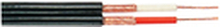 Audio cable 2 x 0.25 mm2