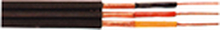 Audio cable 2 x 0.35 mm2