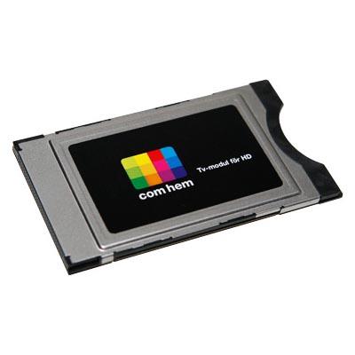 SmarDTV CA-moduuli CI+ sopii ComHem HD