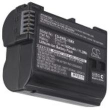 Nikon Coolpix D7000 D800 Digital SLR D800 D800E 1 V1 MB-D12 yhteensopiva akku 1400 mAh
