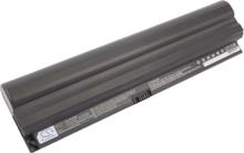 Lenovo ThinkPad X120e ThinkPad X100e akku 6600 mAh - Musta