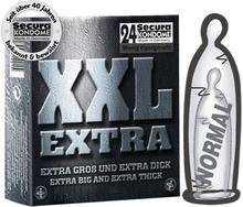 Secura XXL EXTRA 24 stk.