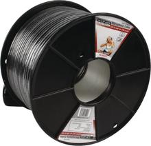 Flexibal mikrofonijohto 2x 0.35 mm kelalla 100 m musta