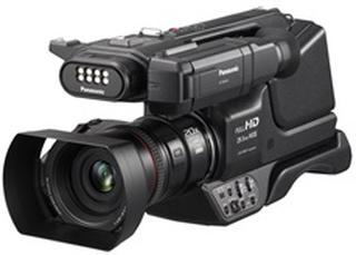 Panasonic HC-MDH3E - Videokamera - lagring: flashkort