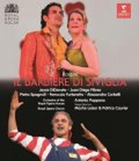 Rossini - Il Barbiere Di Siviglia (Didonato) (Florez) (Erato) (Blu-ray)