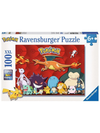Pokemon Puzzle 100pcs