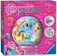 My Little Pony Puzzelbal 72st. Puzzle 3D