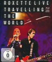 Roxette - Live - Travelling the world (DVD+CD)