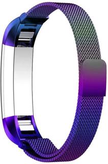 Fitbit Alta klokkereim av rustfritt stål m. magnet - Flerfaget
