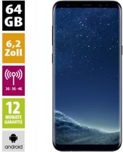 Samsung Galaxy S8+ (64GB) - midnight-black