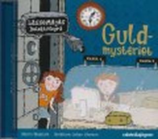 LasseMajas Detektivbyrå CD - Guldmysteriet (CD)
