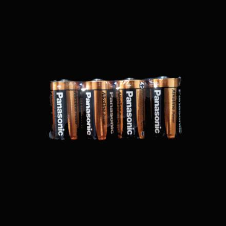 D Batterier 4-pack