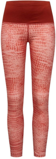 Super.natural Women's Super Tights Printed Dame treningsbukser M