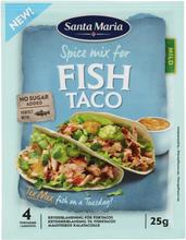 Kryddmix Fish Taco - 20% rabatt