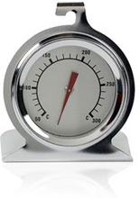 Plus termometre Ugnstermometer med fot 515 Stål