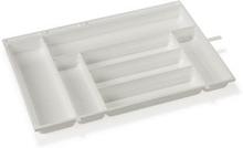 Nordiska Plast Aterinlaatikko 48,5 x 32,6 x 4 cm valkoinen