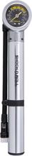 Topeak Shock'n Roll Demperpumpe Sølv, 300 psi / 20 bar