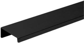 Beslag Design Håndtak Slim 4025 svart Beslag Design