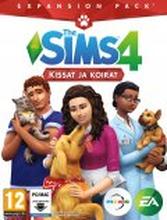 The Sims 4 - Kissat ja Koirat (lisäosa)