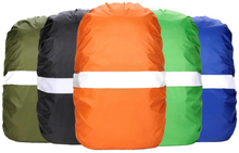 20L Multifunctional Backpack Rainfall Cover Adjustable Waterproof Dustproof Backpack Bag Reflective Dust Rain Cover