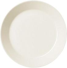 Iittala Teema Kahvikupin lautanen 15 cm valkoinen
