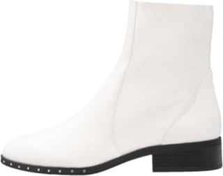 Topshop KASH SOCK BOOT Støvletter white